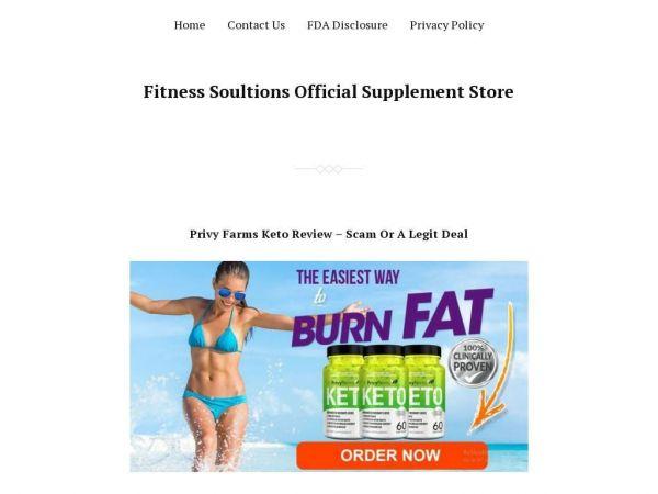 fitnesssoultions.com