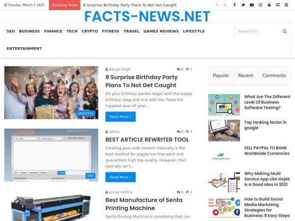 facts-news.net