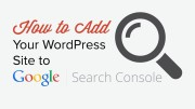 Add Your WordPress Site to Google Search Console