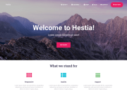 Hestia WordPress Theme