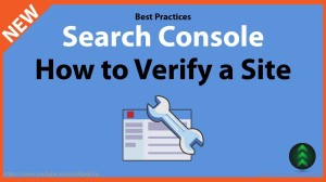 How to Verify Your Website Google Search Console