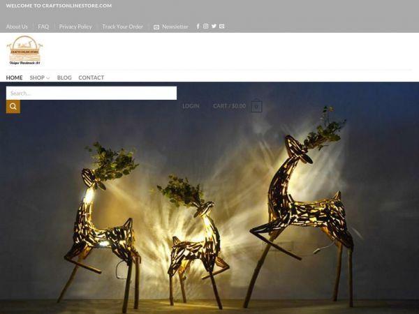 craftsonlinestore.com