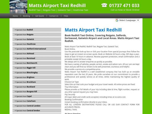 redhilltaxi.co.uk