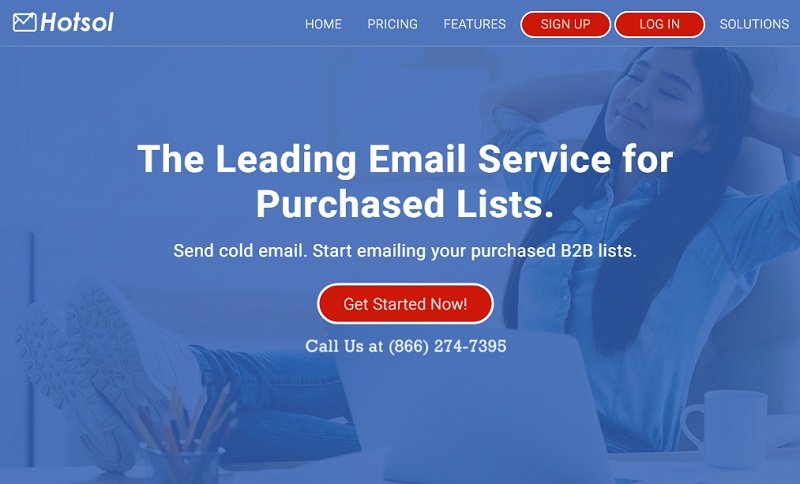 Leading Email Service for Purchased Lists