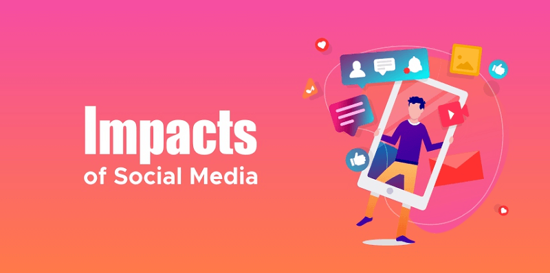 positive impacts of social media